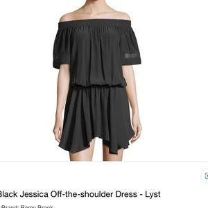 Ramy Brook first the shoulder dress